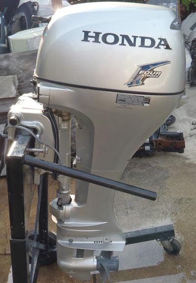 15 hp honda outboards four stroke hondas