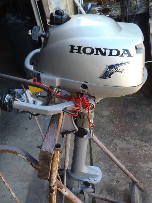 2 Hp Honda Outboards Four Stroke Hondas