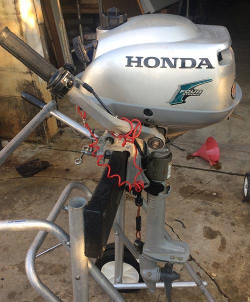 2 hp honda outboards four stroke hondas for Honda 4 stroke outboard motors