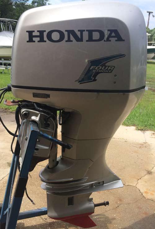 hp vtec honda outboard boat motor