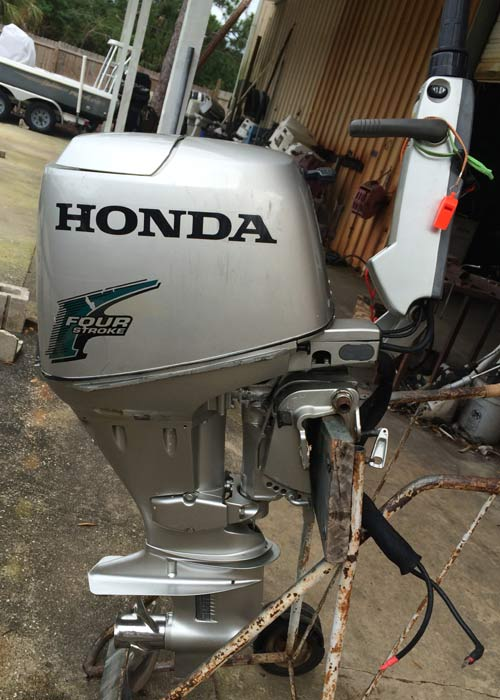 25 hp honda outboards for sale honda outboard motor for Small honda motors for sale