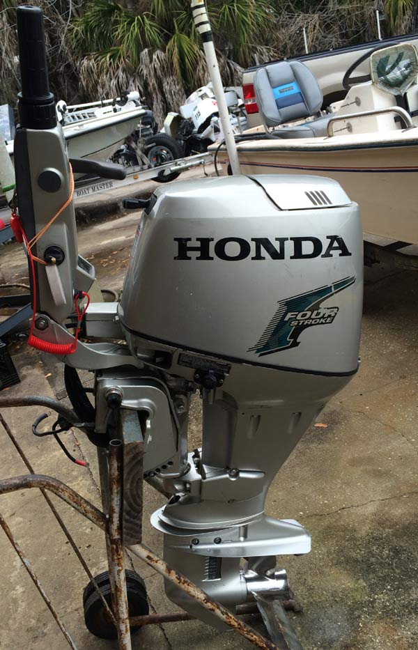 Honda 25 hp outboard weight for 15 hp motor weight