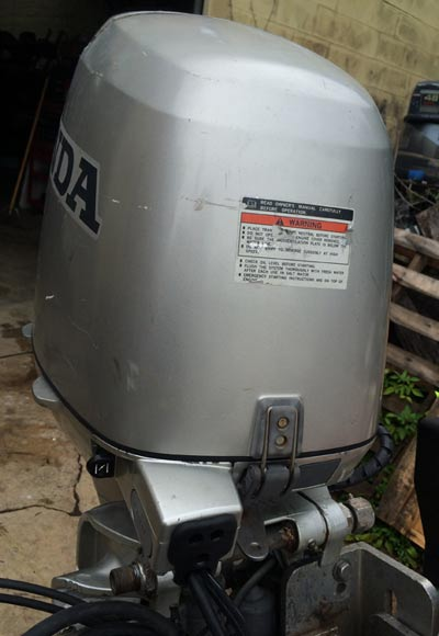 Engine For Sale >> 40 hp Honda Outboards For Sale Honda Outboard Motor