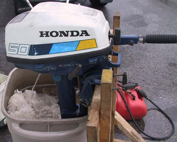 Honda 5 hp outboard 4 stroke long shaft honda outboards for Honda outboard motors for sale used