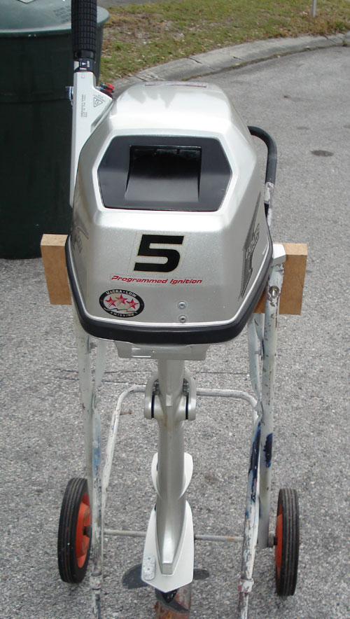 5 Hp Honda Long Shaft Outboard For Sale