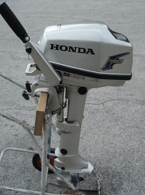 5 hp honda long shaft outboard for sale for Used honda boat motors for sale