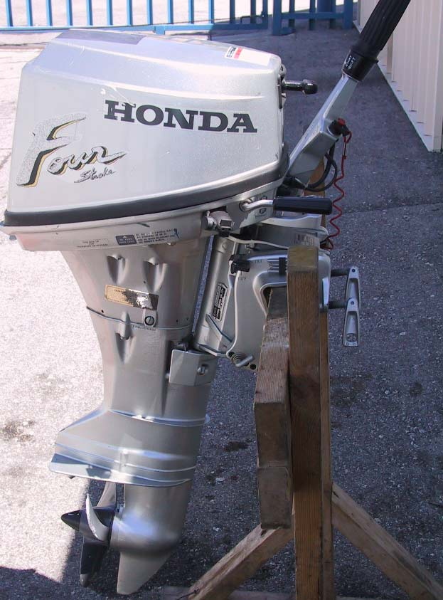 Used 8hp Outboard Motor Used Outboard Motors For Sale