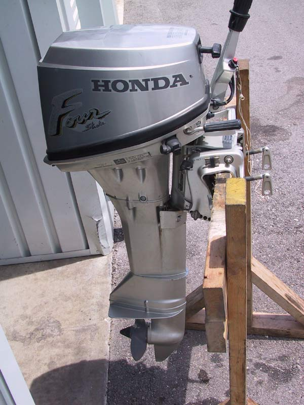 Used outboard boat motors for sale for Honda outboard motors for sale used