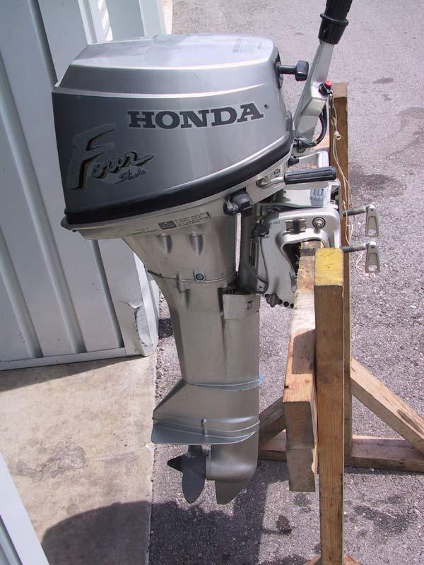 honda 7.5 4 stroke outboard manual