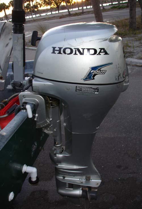 9 9 hp honda outboards four stroke hondas for Honda 4 stroke outboard motors
