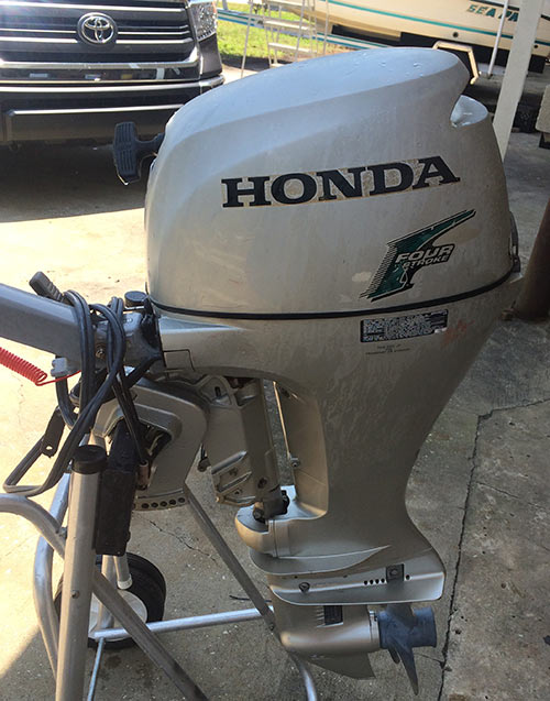 9 9 hp honda outboard 4 stroke for sale for Honda outboard motor sales