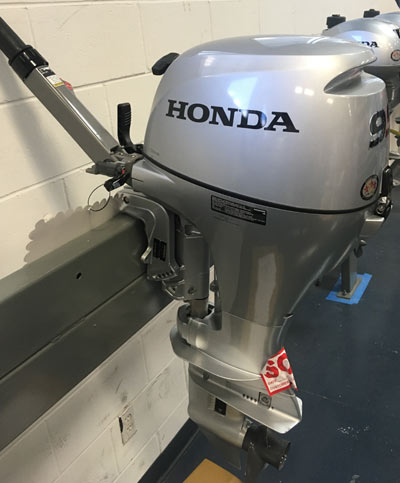 99 Hp Honda Outboard 4 Stroke For Sale