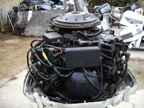 100 hp johnson outboard motors for sale autos post for Johnson evinrude outboard motors for sale