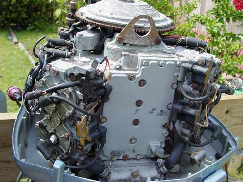 115 Hp Evinrude Outboard Motor Manual