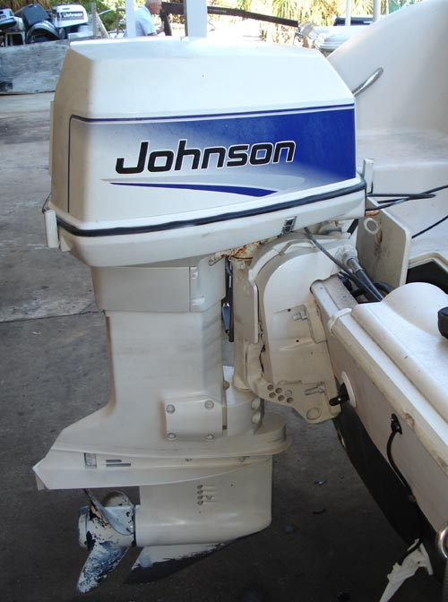 115 hp johnson outboard boat motor for sale for 55 johnson outboard motor