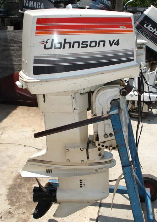 Johnson Outboard Motor 140 Used Outboard Motors For
