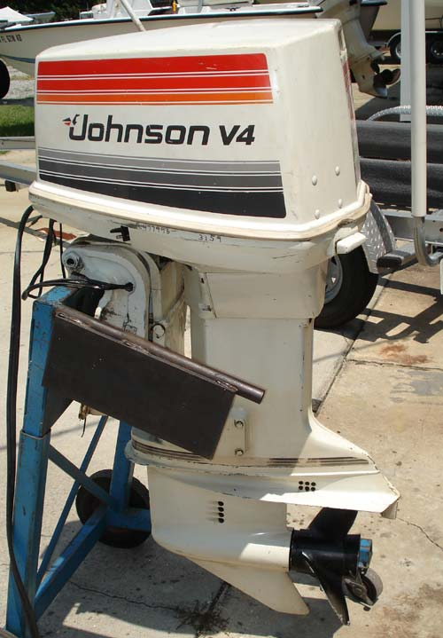 140 Hp Johnson Outboard Boat Motor For Sale