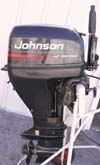 4 Stroke Johnson Outboard Motor