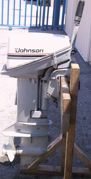 Johnson Side on 15 Hp Mercury Outboard Manual
