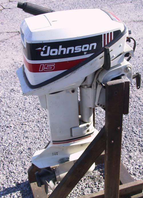 15 Hp Johnson Outboard Manual