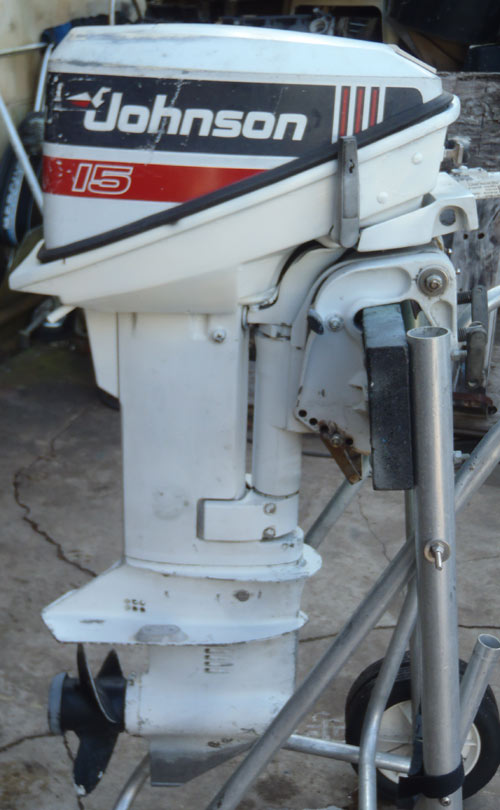 15 Hp Johnson Outboard Manual