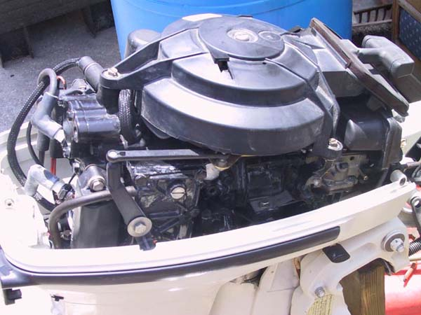 1998 johnson 15 hp outboard boat motor used johnsons outboards for Boat motors for sale in florida