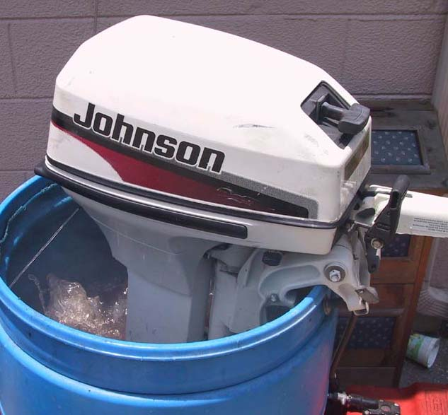 Used Outboard Motor Johnson Used Outboard Motors For Sale
