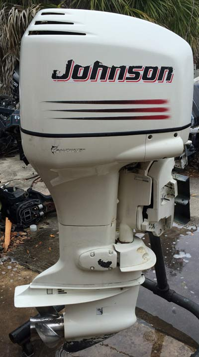175 hp Johnson Outboard Motor For Sale