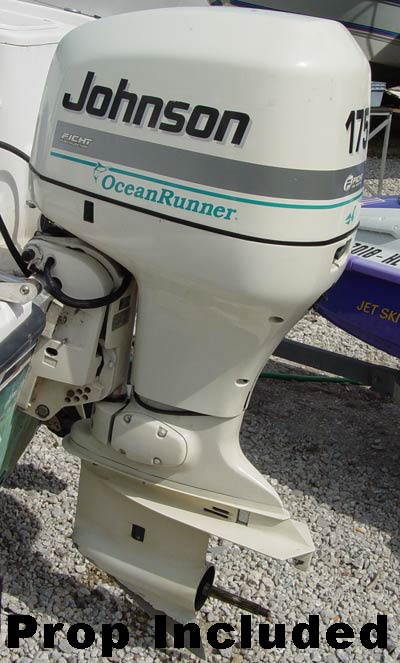 150 HP Johnson Ocean Runner http://www.smalloutboards.com/j17598.htm