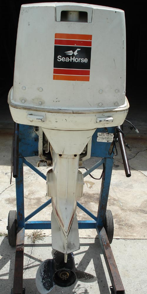 Small Outboard Motors >> 200 hp Johnson Outboard Boat Motor For Sale Looper V 6