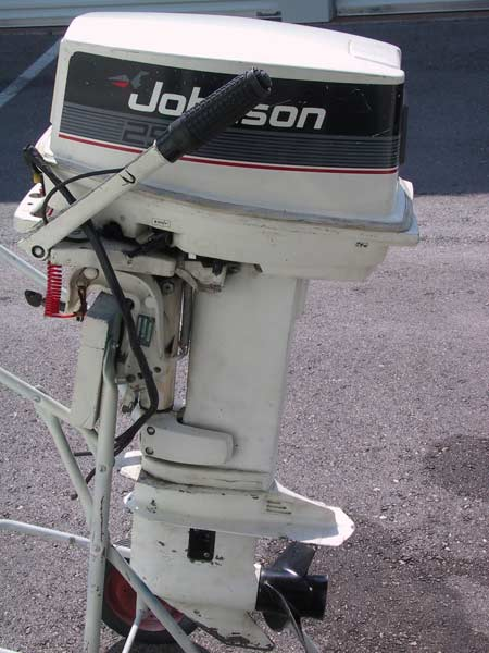 Used Johnson 25 Hp Outboard For Sale Johnson Outboards