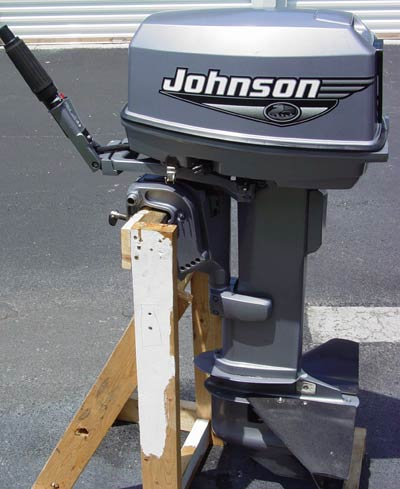 2000 johnson 25hp electric start outboard for sale for Electric outboard motors for sale