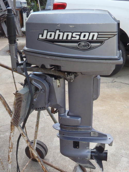 1985 johnson outboard repair manual