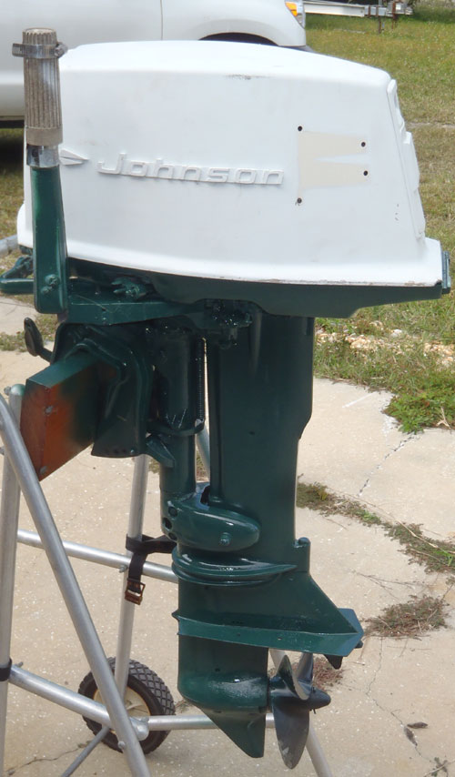 20 Hp Outboard For Sale