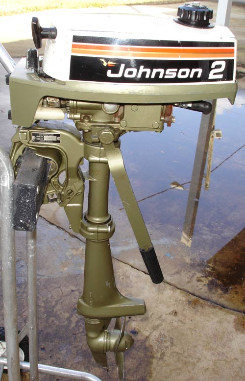 used 2hp johnson outboard motor for sale