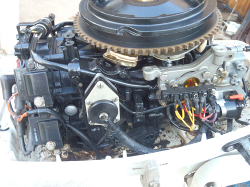 Johnson 28 Hp Special Outboard For Sale