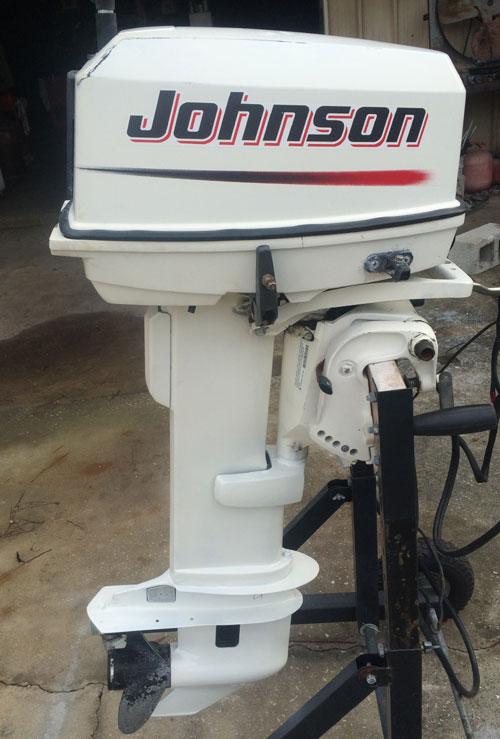 Johnson 30 Hp Outboard Boat Motor For Sale Afa Marine Inc