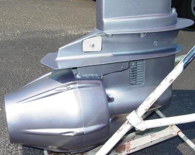 Dura Jet Johnson 30 hp