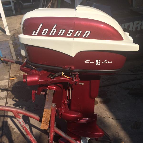 Johnson Motor Serial Number Lookup