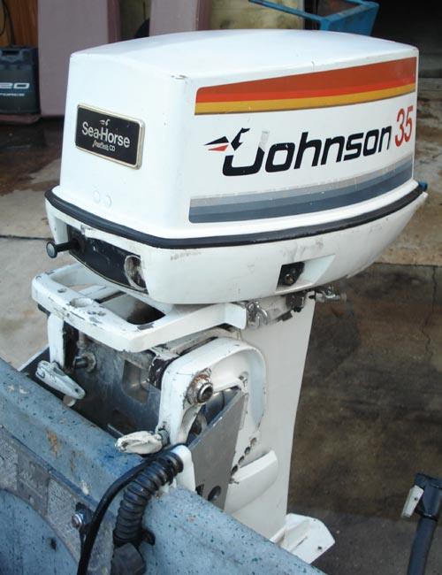 How to tell the year of a johnson outboard motor for New johnson boat motors for sale