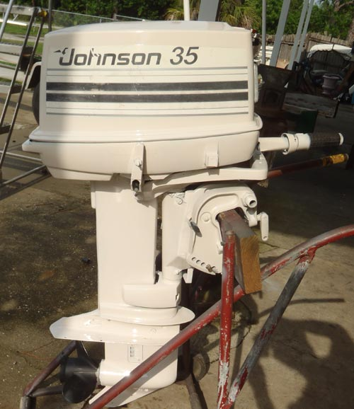 35 hp johnson outboard boat motor 15 short shaft for 10 hp outboard motors for sale