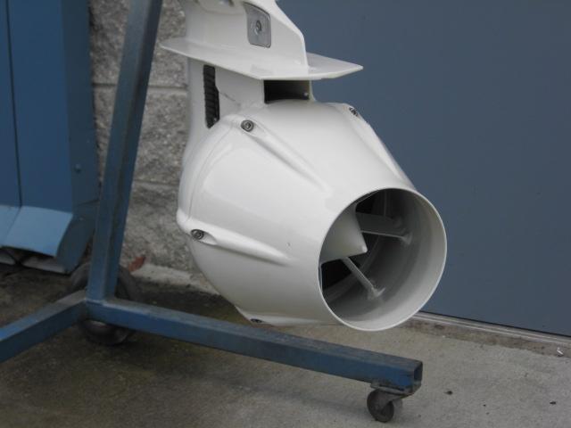 Water Pump Gasket >> Johnson 30 hp Pump Jet Outboard