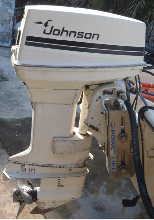 Johnson 40 Hp Electromatic Not Lossing Wiring Diagram
