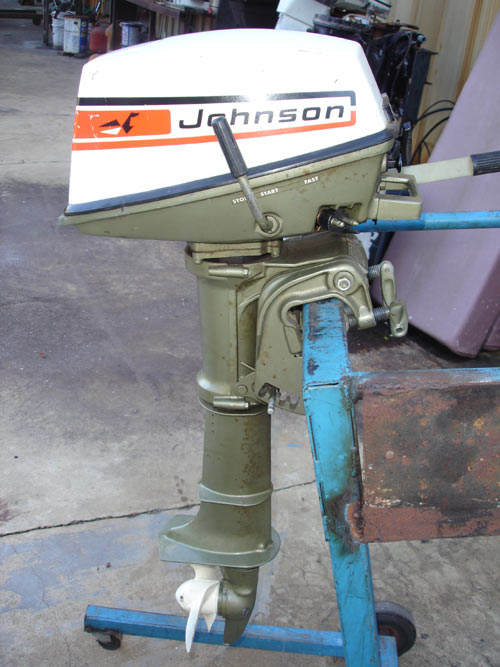 4hp Johnson For Sale