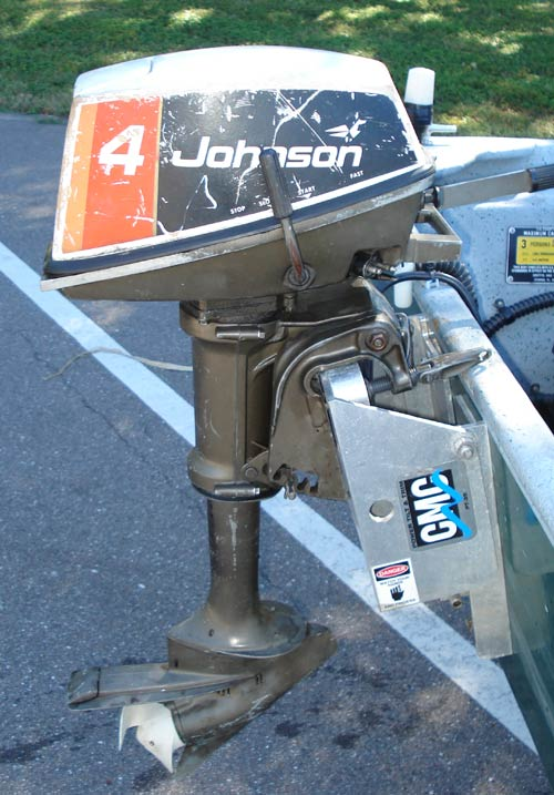 4hp johnson outboard boat motor for sale for New johnson boat motors for sale
