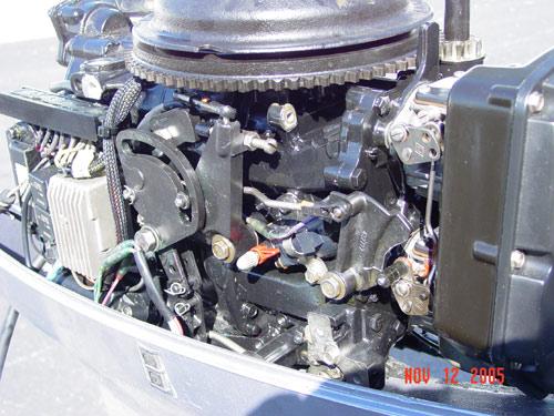 Evinrude Electric Choke - 0425
