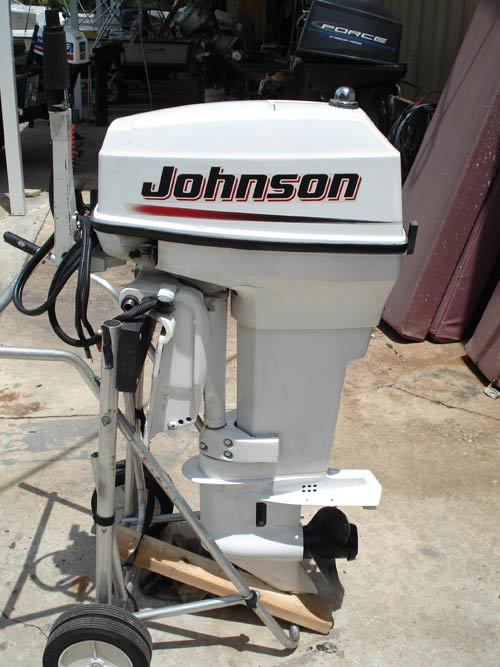 50 hp johnson outboard tiller for 55 johnson outboard motor