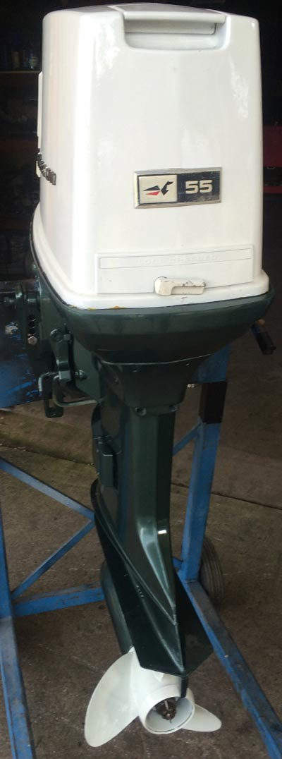 Used johnson outboards 55 hp johnson for 55 johnson outboard motor