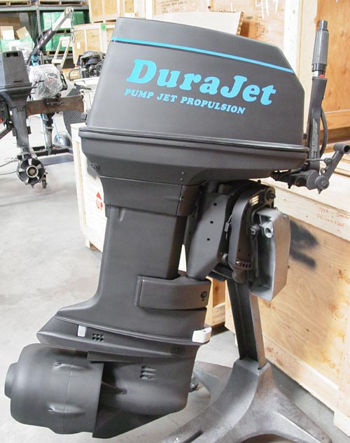 55hp Johnson Outboard Boat Motor