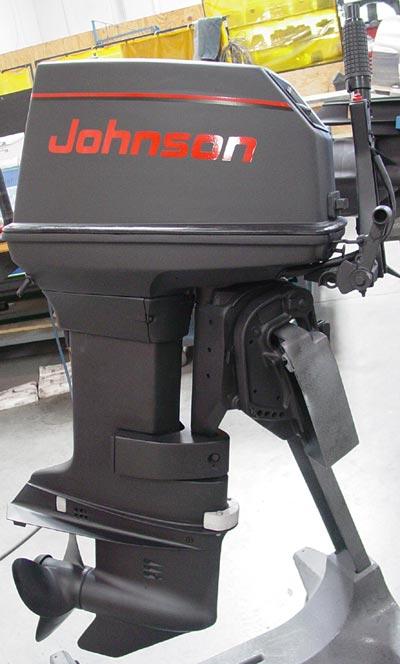 55hp johnson dura jet pump jet outboard boat motors for sale for New johnson boat motors for sale